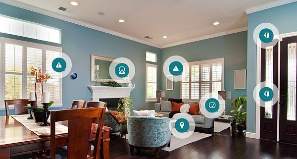 The Internet Of Things Opens The Door To The Smart Home   Internet Of  Things Wiki
