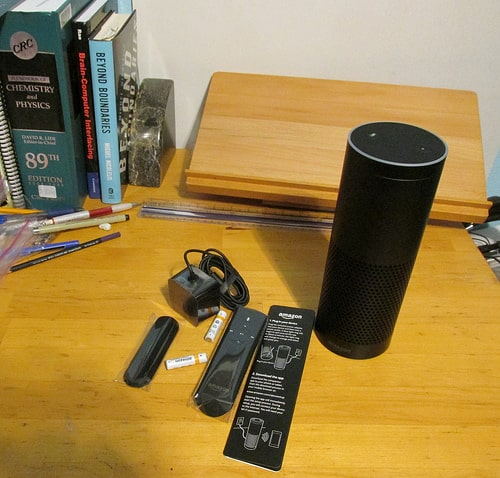 Amazon Echo photo