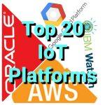 top 20 iot platforms